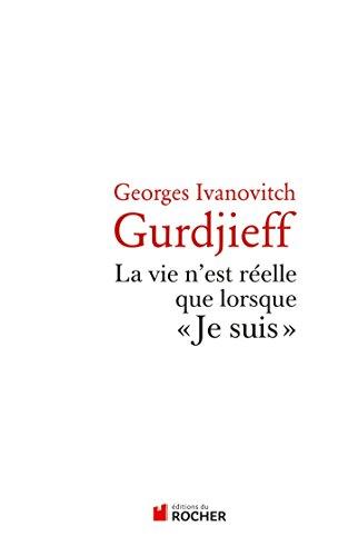 9782268069968: La vie n'est réelle que lorsque (French Edition)