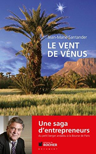 Le vent de Vénus (French Edition): Jean-Marie Santander
