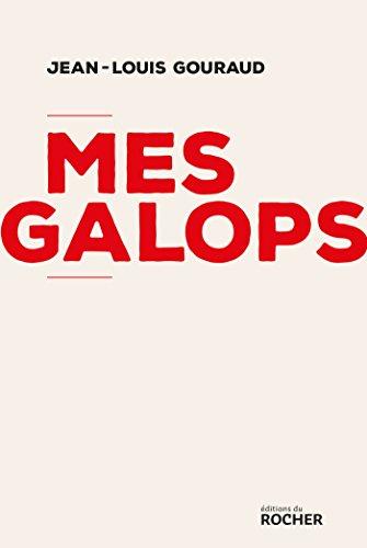 9782268077536: Mes galops