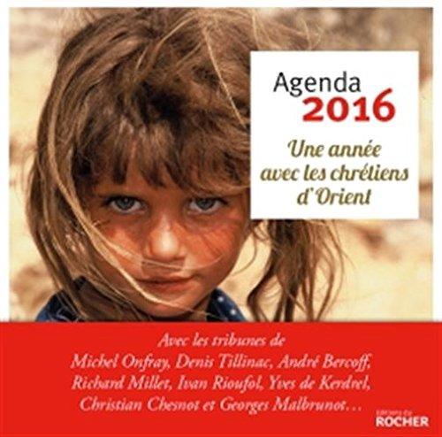 9782268080758: Agenda Sos Chretiens d Orient
