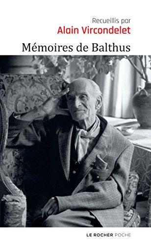 9782268084114: Mémoires de Balthus