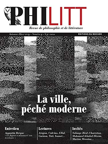 9782268102900: Philitt n°9: La ville, péché moderne