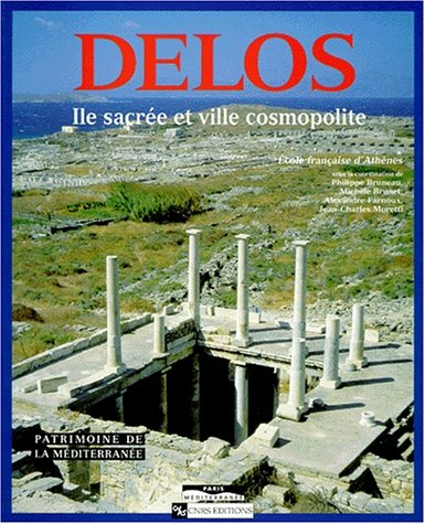 9782271054234: Delos : Ile sacr�e et ville cosmopolite