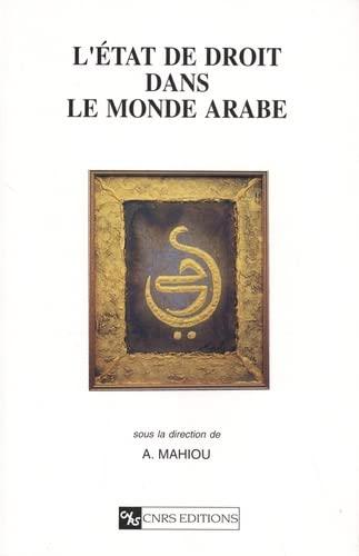 Etat de droit dans le monde arabe: Collectif