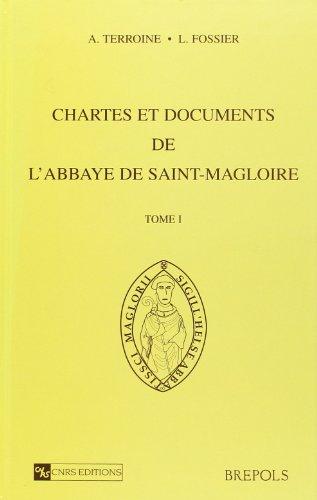Chartres et documents de l'abbaye Saint-Magloire (French Edition): Lucie Fossier