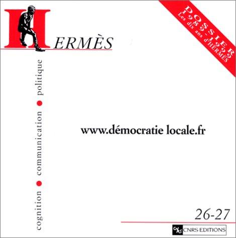 HERMES. Cognition, Communication, Politique. N° 26-27, 2000: COLLECTIF, Dominique WOLTON,