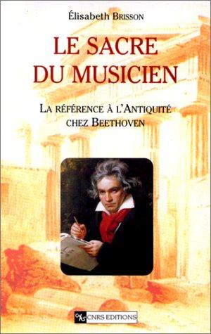 9782271057211: Le sacre du musicien