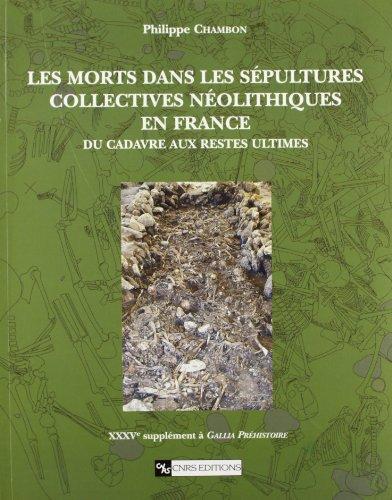 Morts dans les sépultures collectives néolithiques en France : Des cadavres aux ...
