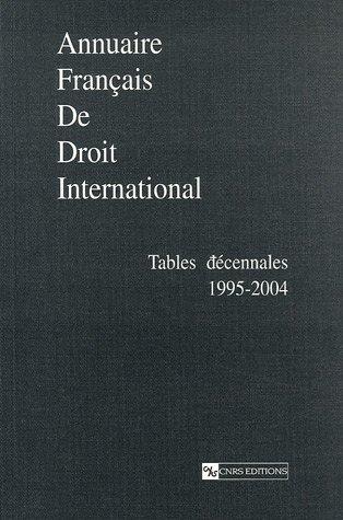 Annuaire français de Droit international (French Edition): Collectif
