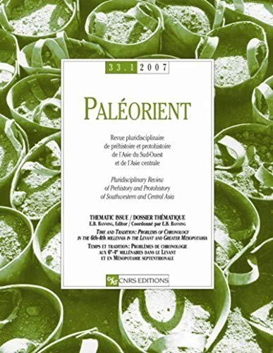 Paleorient T33.1-2007 (French Edition): Collectif