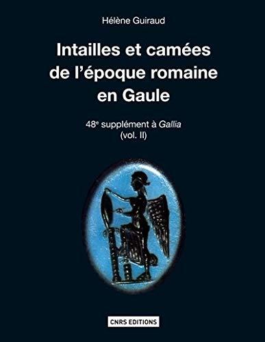 9782271066145: Intailles et Camees de l'Epoque Romaine