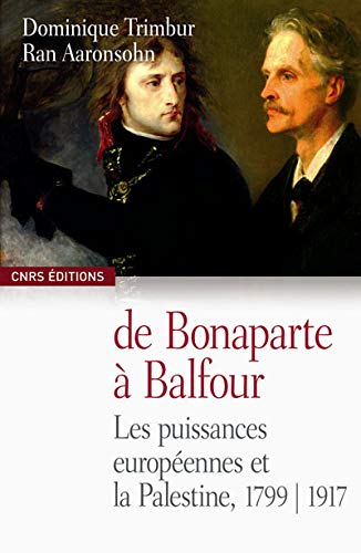 De Bonaparte à Balfour: Trimbur, Dominique