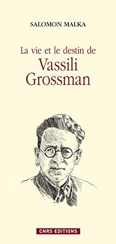 Vie et destin de Vassili Grossman (La): Malka, Salomon