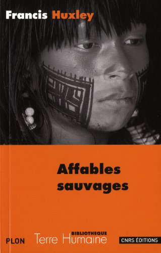 9782271069276: Affables sauvages