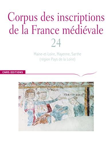 corpus des inscriptions de la france medievale 24: Cécile Treffort