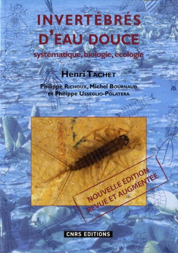 9782271069450: Invertébrés d'eau douce (French Edition)