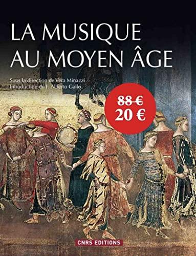 la musique au Moyen-âge: Minazzi Vera (Dir.)