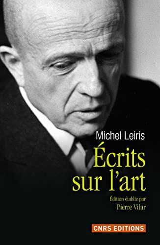 écrits sur l'art de Michel Leiris: Jamin Jean/ Vilar Pi