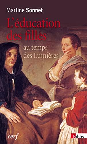 Education des filles au temps des Lumières: Sonnet, Martine