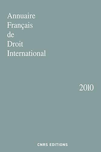 annuaire francais de droit international 2011: Verhoeven Joe (Dir.)