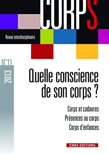 Revue corps n11: Boetsch Gilles/Cheve