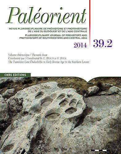 Paleorient t.39.1: CNRS