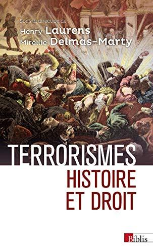 9782271079626: Terrorismes : Histoire et droit