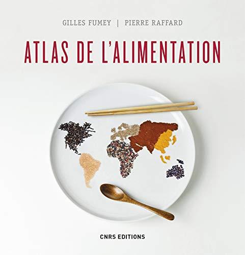 9782271081414: Atlas de l'alimentation