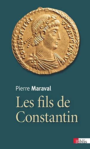 9782271088192: Les fils de Constantin