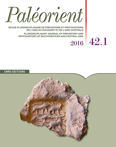 Revue Paléorient, no 42.1: Collectif