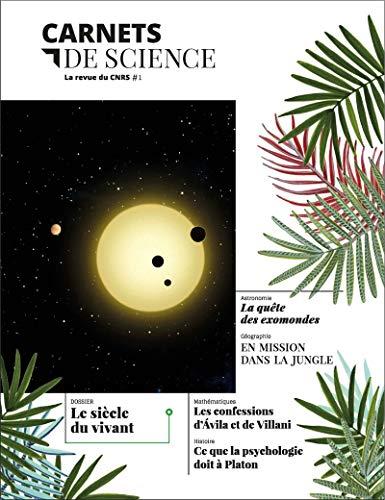 Carnets de science, no 01: Collectif