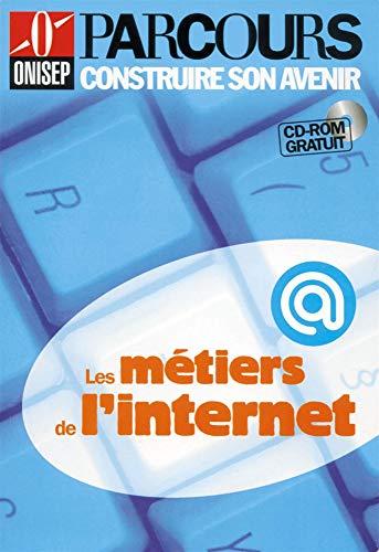 9782273000536: Les m�tiers de l'Internet (CD-ROM inclus)