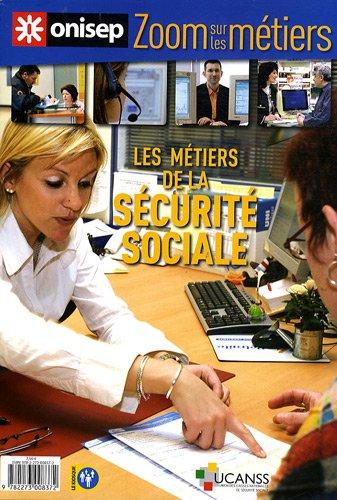 9782273008372: Les métiers de la sécurité sociale