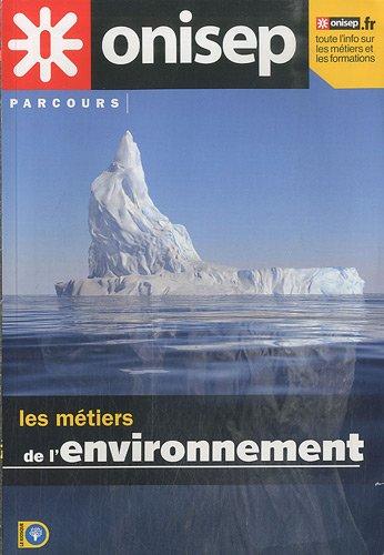 9782273008662: M�tiers de l'environnement