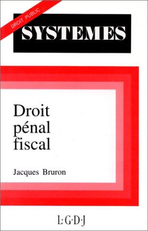9782275005171: Droit pénal fiscal