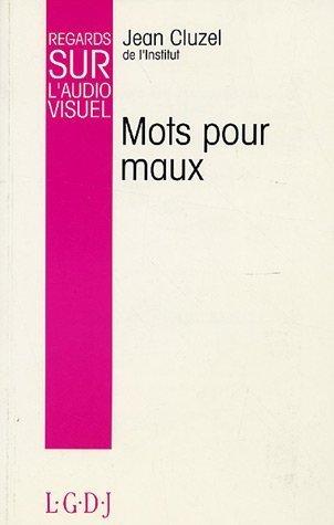 9782275005447: Mots pour maux