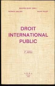 9782275011356: Droit international public (French Edition)
