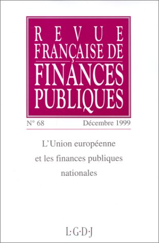Revue fse fin.pub. 68 - 1999 (French Edition): Collectif