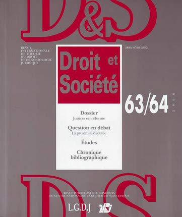 revue droit et societe 64-2006