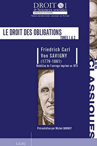 le droit des obligations t.1-t.2: Collectif