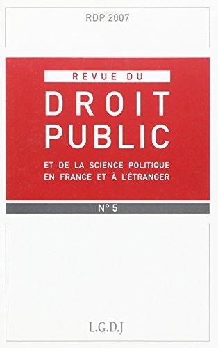 rdp n 5-2007