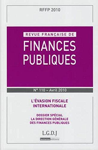 l'évasion fiscale internationale: Collectif