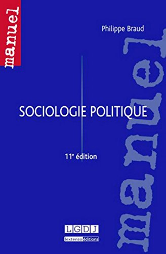 9782275038698: Sociologie Politique