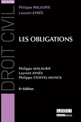 9782275040790: Les obligations (6e édition)