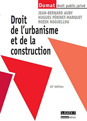 9782275041414: Droit de l'urbanisme et de la construction