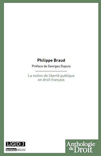 La notion de liberté publique et ses implications