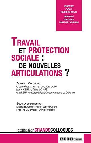 9782275057392: Travail et protection sociale. De nouvelles articulations ?
