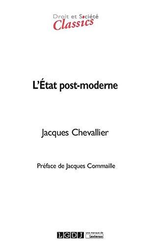 9782275057637: L'État post-moderne