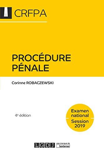 9782275064611: Procédure pénale
