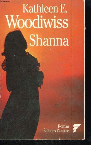 9782277021513: Shanna The Blazing Novel of Eternal Love